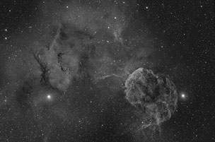Jellyfish Nebula - Sharpless 249