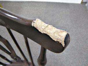 ■ 家具  椅子背もたれの欠損       Before