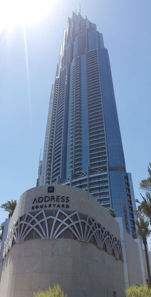 The Adress Boulevard, UAE