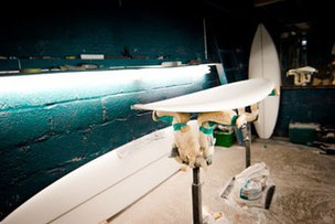 Surfboard Shaping Irland