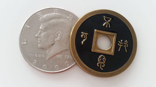 zaubertricks münzen