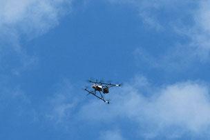 Drohne AscTec Falcon 8