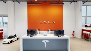 Tesla Store, Bern/BE