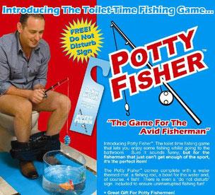 PottyFisher