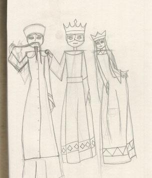 El Chino y los Reyes