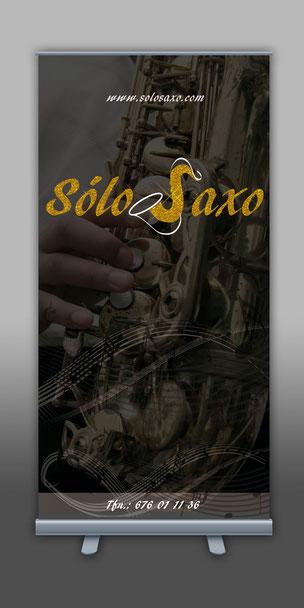 RollUp para Sólo Saxo (Cantabria)