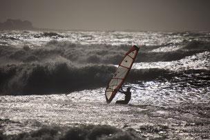 windsurf la turballe - nils dessale