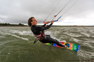 Kite surf mathilde geron habitat plus