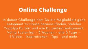 Online Challenge - Kostenfrei!