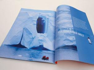 Hapag-Lloyd Kreuzfahrten | Freelance Rosefish | Kataloge Text
