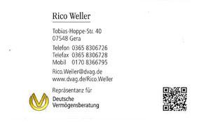 Rico Weller - Deutsche Vermögensberatung