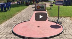Videos der Ass-Linien auf der Minigolfanlage Waldau