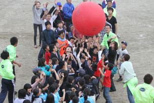 2013年 第10回 10周年記念大運動会