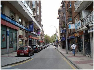 Calle Mayor año 2008