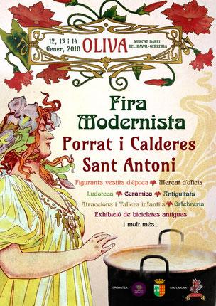Programa del Porrat y Calderes en Oliva