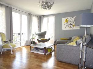 Appartement vendu en 6 jours par l'agence (SD 020).