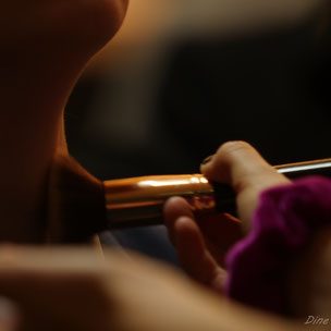 Shootingpakete Fotografie von Nadine J. M. Knauer; Make-Up, Pinsel