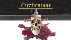 Gravestone, Band, 2019, 2020, DVD, CD