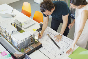 Construisez avec un architecte formé et qualifié,…