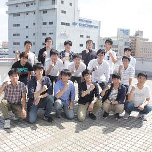 2018年エネルギー管理士試験に合格した名古屋工学院専門学校の在校生17名
