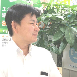 脱炭素支援株式会社 松島康浩 社長