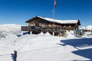 Gipfelhütte Mundaun Obersaxen Mundaun Lumnezia