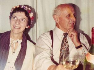 mit Großvater 1981