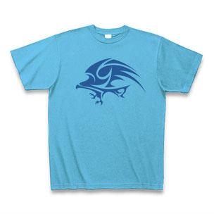 送料無料 トライバルイーグル(鷲)Tシャツ