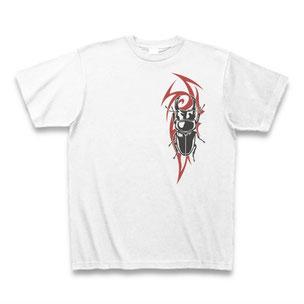 送料無料 オオクワガタ(昆虫)Tシャツ