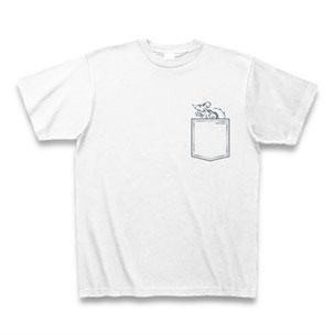 送料無料 トライバルマウス(ネズミ)Tシャツ