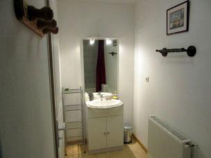 Salle de bain - 1er étage - Location de vacances