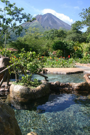 Los Lagos Hot Springs