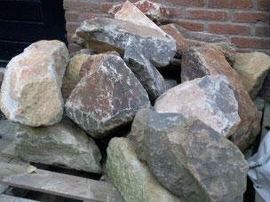 steen eigen ontwerp  buiten en binnen