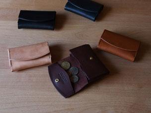 pillow - カードケース/名刺入れ/コインケース  ¥7,500-¥8,500