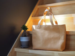 tote bag medium - トートバッグ中  ¥41,000