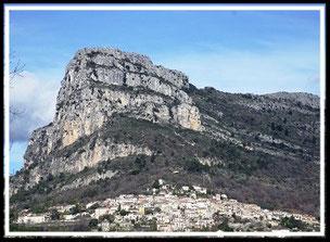 Baou de Saint Jeannet