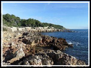 Tour du Cap d'Antibes (Antibes)