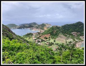Le Chameau aux Saintes en Guadeloupe
