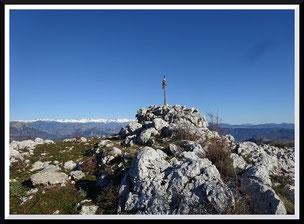 Le Mouton d'Anou (Bézaudun-les-Alpes)