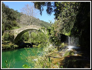 Pont des Tuves (St Cézaire-sur-Siagne)