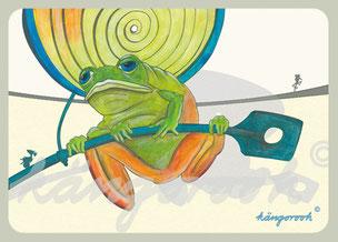 Magnet: Frosch Benedikt / Magnet / 2021