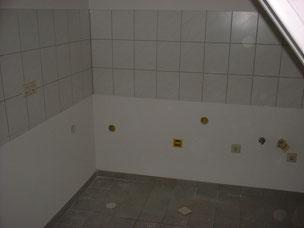 Zusätzliche Begasungslöcher in den Wänden