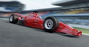 автомобильная промышленность и гоночный спорт