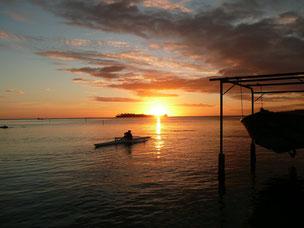 Suggestion d'itinéraire personnalisé en Polynésie