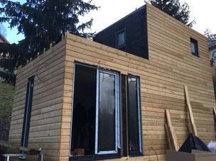 Studio de jardin habitable, personnalisable, sans permis