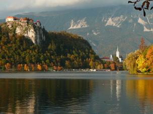 Quoi faire en Slovénie - suggestion d'itinéraire