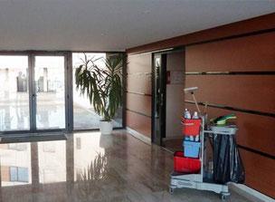 nettoyage et entretien d'immeubles à Nantes