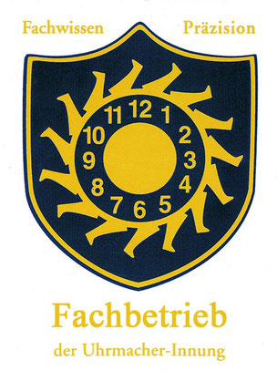 zur Homepage der Uhrmacherinnung Leipzig auf Bild klicken