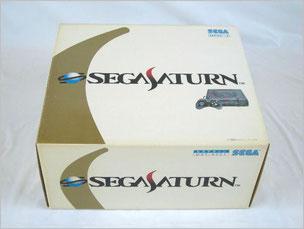 スケルトンセガサターンの外箱