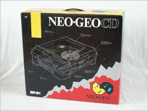 買取実績:NEOGEO CD 初期型本体一式